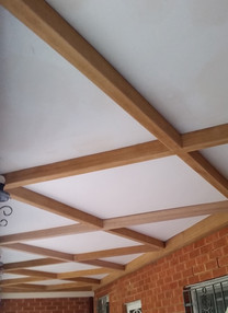 Coffered Ceilings & Architectural Detailing