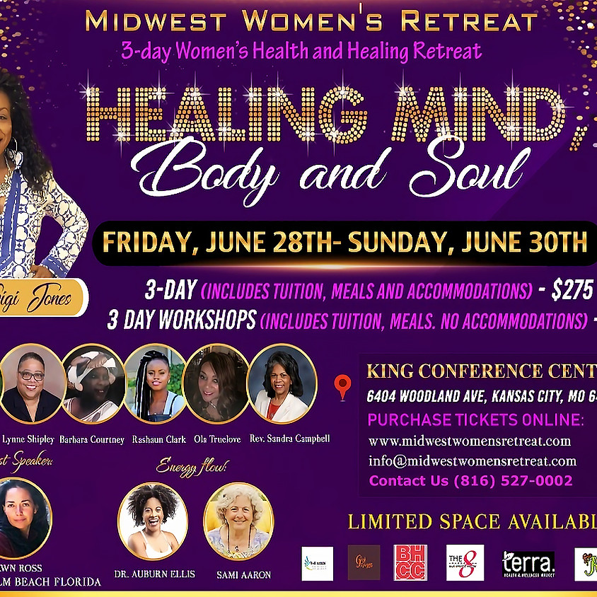 The midwest women's retreat