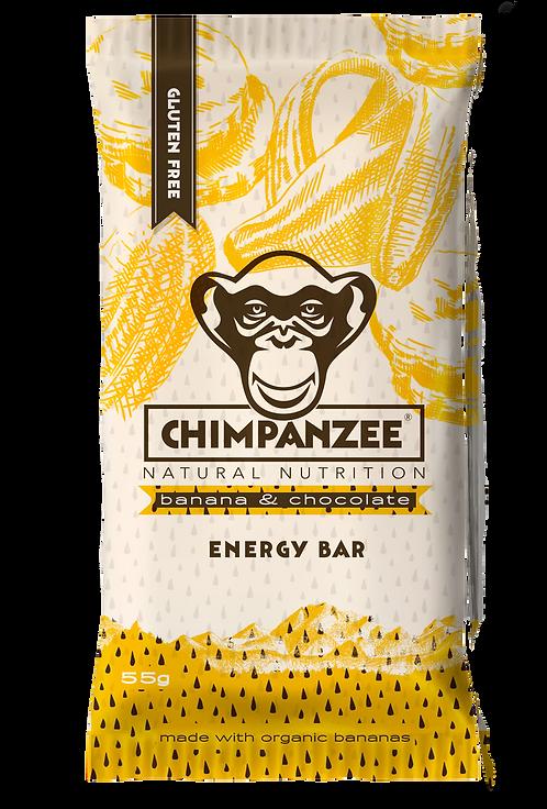 Banana & Chocolate Energy Bar