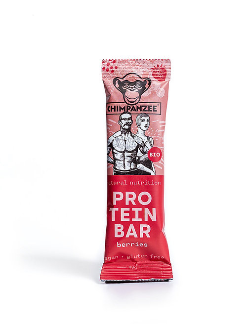 Berries Protein Bar