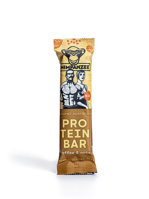 Coffee & Nuts Protein Bar