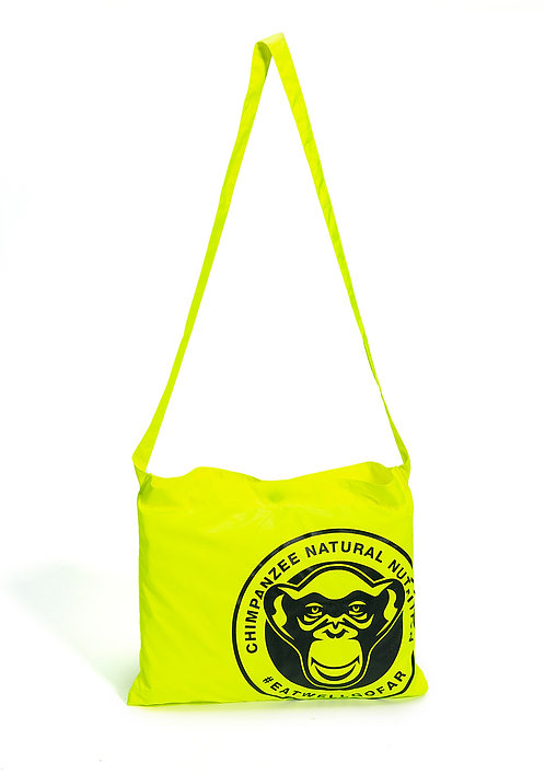 Chimp Musette, High-Vis Yeallow