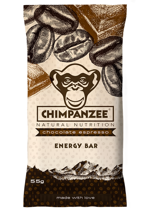 Chocolate Espresso Energy Bar