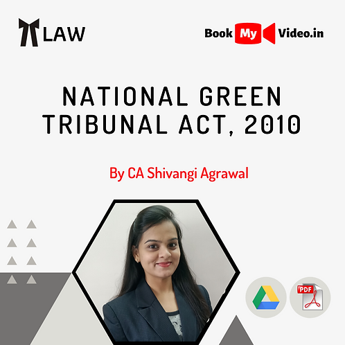 National Green Tribunal Act, 2010