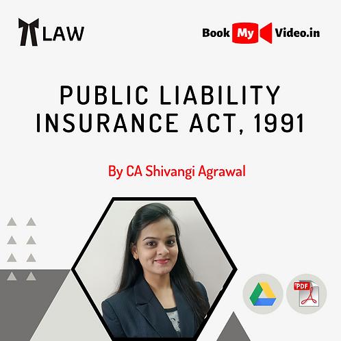 Public Liability Insurance Act, 1991