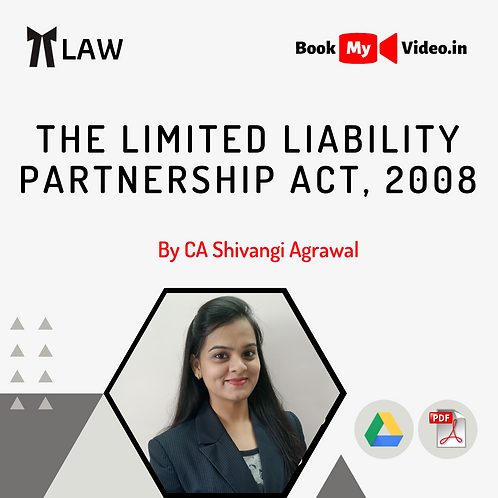 The Limited Liability Partnership Act, 2008