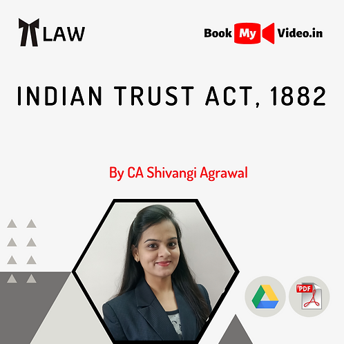Indian Trust Act, 1882