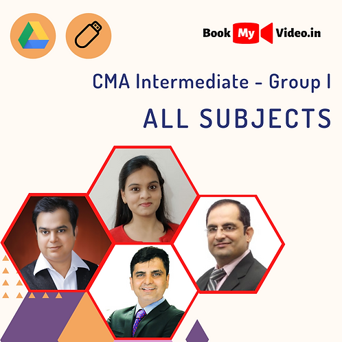CMA Intermediate - Group I all subjects Combo