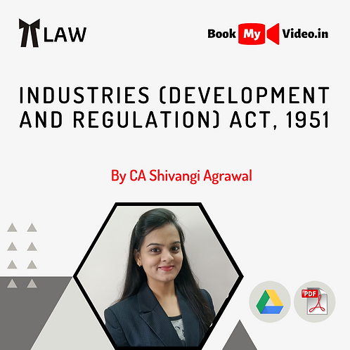 Industries (Development and Regulation) Act, 1951