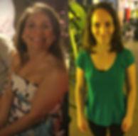 Fat Loss Tranformation Amaia