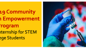 STEM Opportunities for the underrepresented