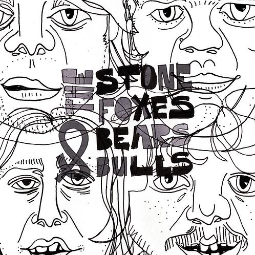 """""""Bears & Bulls"""" Signed CD"""