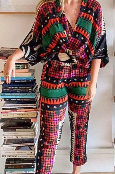 Calça PJ's Marrocos