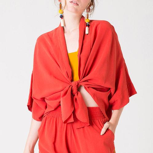 Kimono de Seda