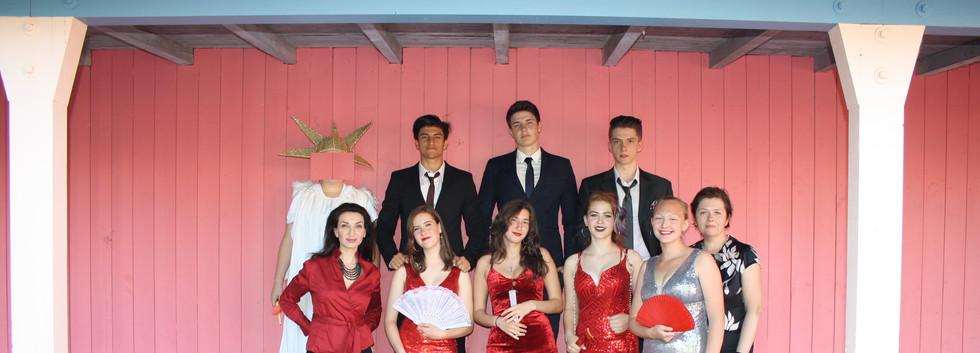 Simmbildung/Musiktheater Kurs 2018