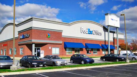 FedEx-Accent Music Retail Building