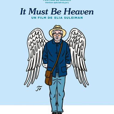 IT MUST BE HEAVEN | Samedi 29 février 18:30