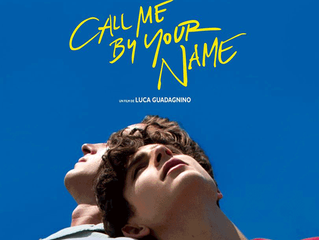 CALL ME BY YOUR NAME   Sam. 14 avril à 20:30