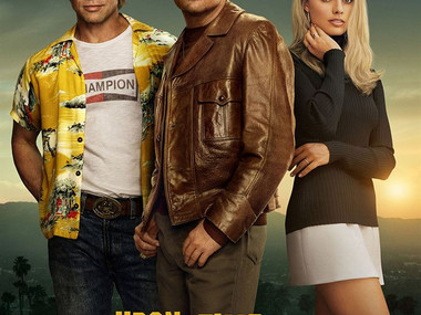 ONCE UPON A TIME ...IN HOLLYWOOD   Samedi 30 novembre 20:30