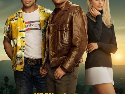 ONCE UPON A TIME ...IN HOLLYWOOD | Samedi 30 novembre 20:30