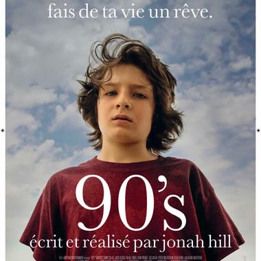 MID90S -90's  Dimanche 22 août 21:30 Ciné-Plage