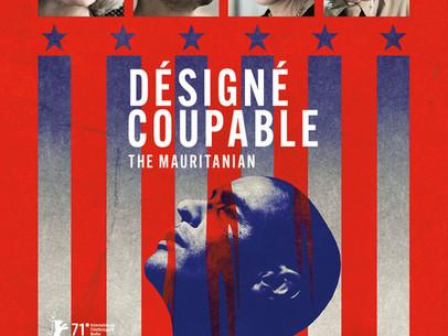 THE MAURITANIAN – DÉSIGNÉ COUPABLE Vendredi 15 octobre 20:30
