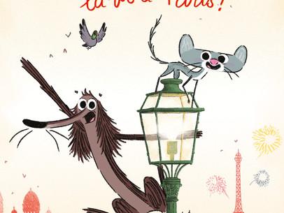 CHIEN POURRI, LA VIE A PARIS!  Vendredi 17 septembre 16:40