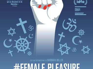 #FEMALE PLEASURE    Vendredi 3 mai 2019 à 20:30