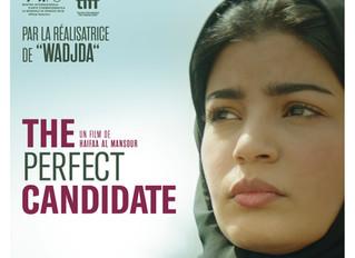 THE PERFECT CANDIDATE   | Samedi 26 septembre 2020 18:30