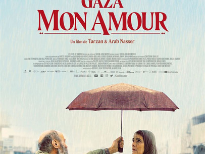 GAZA MON AMOUR Vendredi 1er octobre 20:30