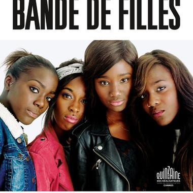 BANDE DE FILLES  Samedi 21 août 21:30 Ciné-Plage