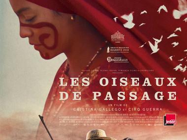 PÁJAROS DE VERANO  (Les Oiseaux de passage)   Vendredi 29 novembre 20h30