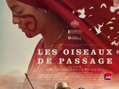 PÁJAROS DE VERANO  (Les Oiseaux de passage) | Vendredi 29 novembre 20h30