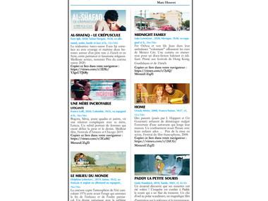 6 films mars-avril | CinéVersoix chez vous en ligne !