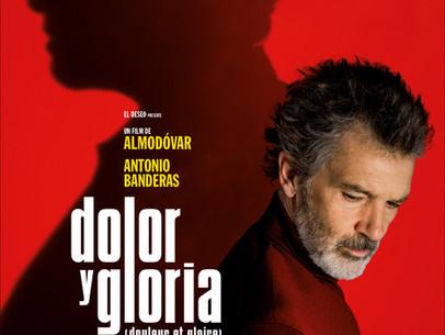 DOLOR  Y GLORIA  (Douleur et gloire)    | Vendredi 27 septembre 20:30