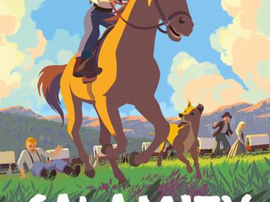 Calamity, une enfance de Martha Jane Cannary Vendredi 14 mai 16:30 CinéVersoix