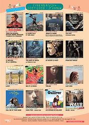 Affiche CinéVersoix jan-fév 2018