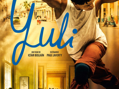 YULI    Samedi 10 juillet 22:00 Ciné-Plage