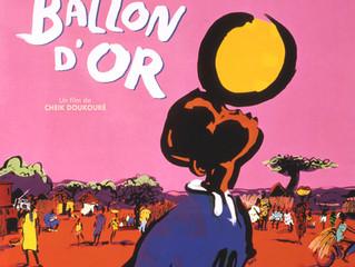 LE BALLON D'OR Vendredi 30 octobre 16:30