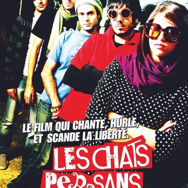 CHATS PERSANS  Dimanche 4 juillet 22:00 Ciné-Plage