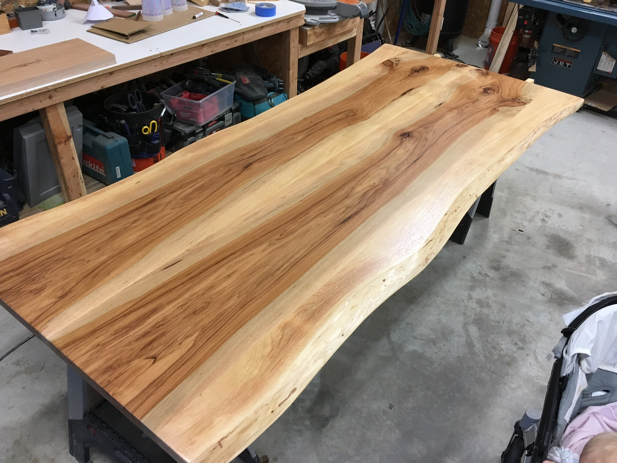 BOOK MATCHED PECAN