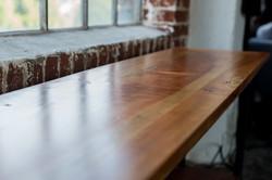 CHERRY RECORD TABLE