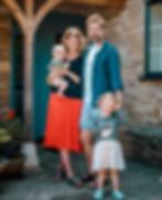 Family Photographer Bath Parents