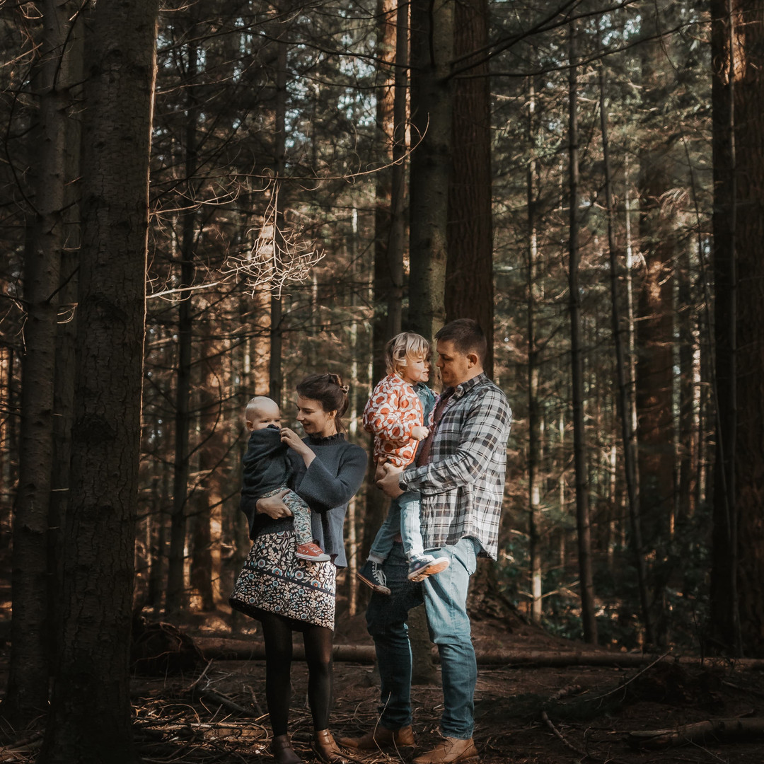 Gee-Family-Bath-Bristol-Woodland-Autumn-
