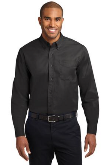 Port Authority® Men's Long Sleeve Easy Care Shirt