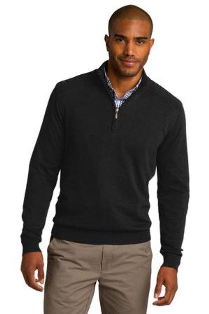 Port Authority® 1/2-Zip Sweater