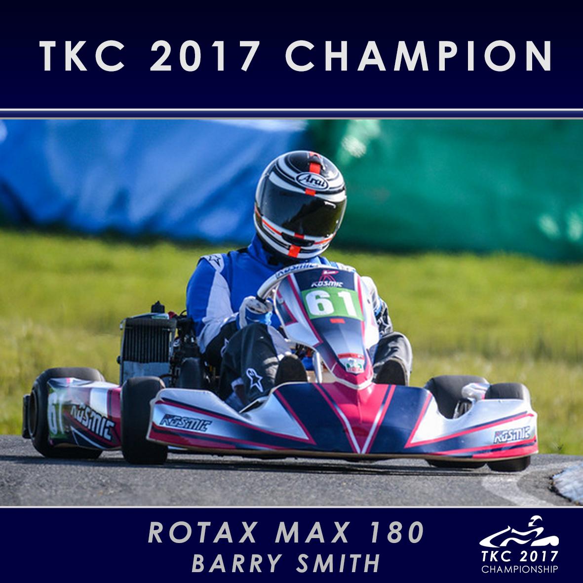 Rotax 180 - Barry Smith
