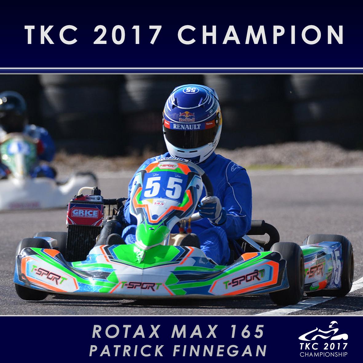Rotax 165 - Patrick Finnegan