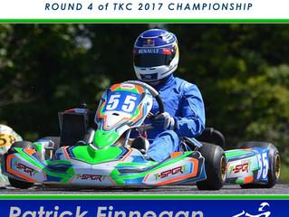 Patrick 'Buddy' Finnegan wins Senior Driver of the Day!