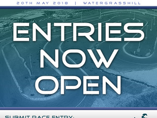 Entries for Round 3 now OPEN!